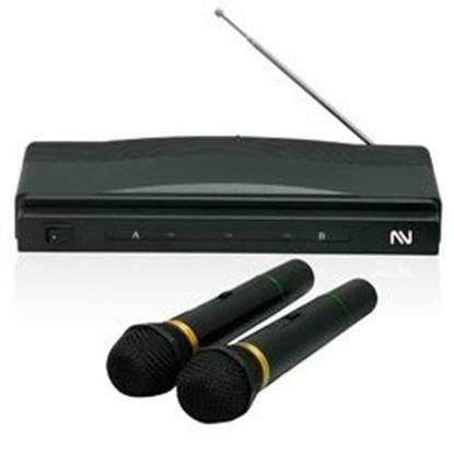 Image de Nutek Wireless Dynamic Professional Microphone