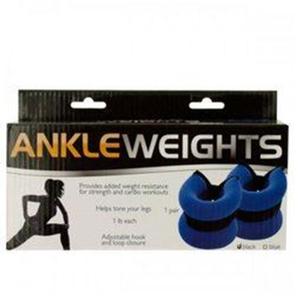 Picture of 1 Pound Adjustable Ankle Weights (pack of 4)