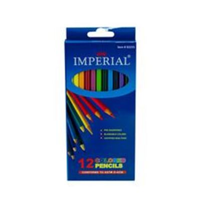 Picture of 12 Pack Colored Pencils (pack of 12)