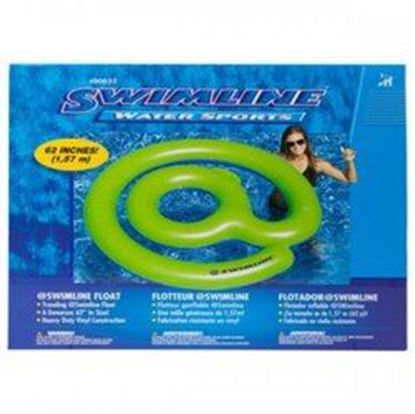 "Picture of ""@"" Sign Round Pool Float (pack of 2)"