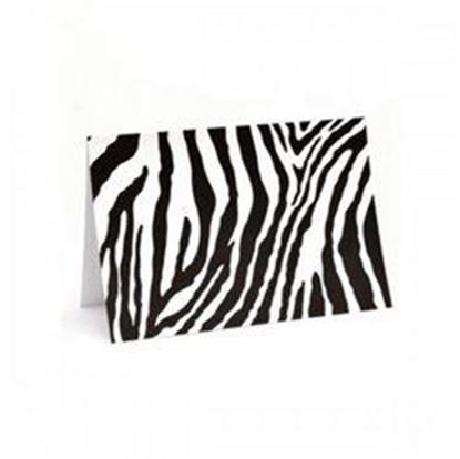 Picture of 10 Count Zebra Notecards & Envelopes Set (pack of 36)