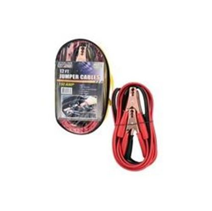 Picture of 12 Foot Jumper Cables (pack of 1)