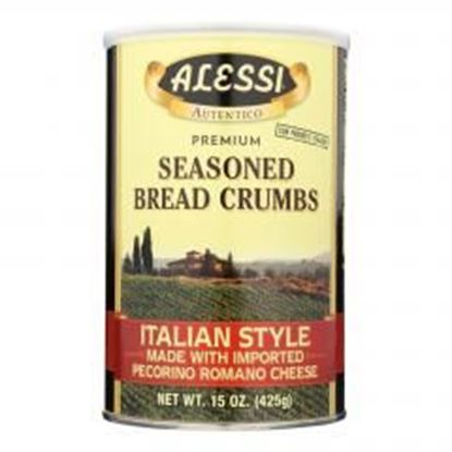 图片 Alessi - Italian Style Made With Imported Pecorino Romano Cheese - Case Of 6 - 15 Oz