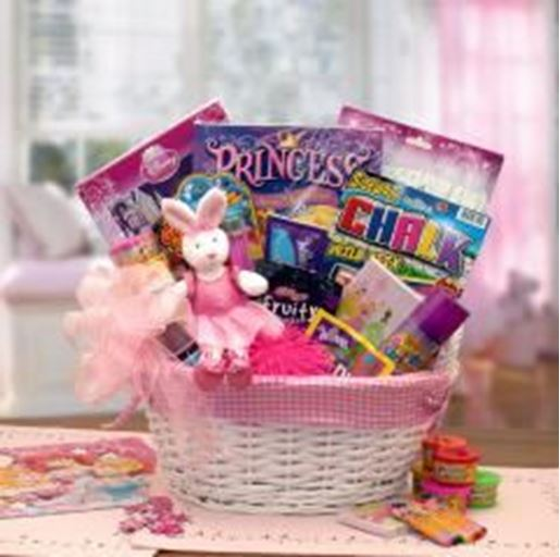 Picture of A Little Princess Gift Basket