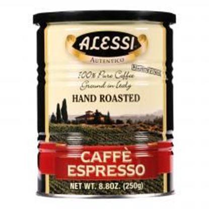 Picture of Alessi - Coffee - Caffe Espresso - 8.8 oz - Case of 6