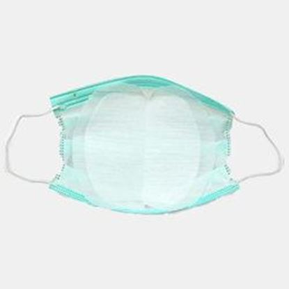 图片 100 Pieces Disposable Mask Inner Pad