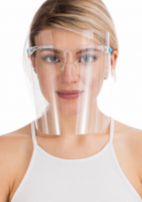 FemmeApparel Adult Face Shield