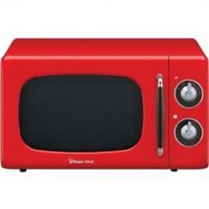 Picture of 0.7 cf 700W Microwave Oven Red