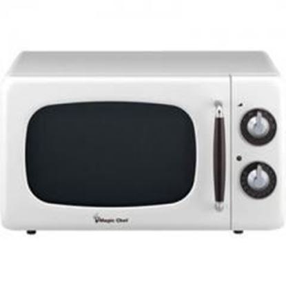 Picture of .7 cf 700W CT Microwave White