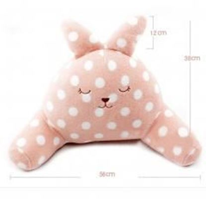 Picture of (Wave Point of Rabbit )Car Decoration lumbar Support/Back Cushion/Chair Pad