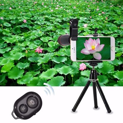 Picture of 11 In 1 Smartphone Lens And Photography Selfie Bundle
