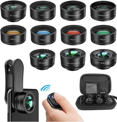 Picture of 12 in 1 Upgraded Photography Set for iPhone 11 And Any Smartphones