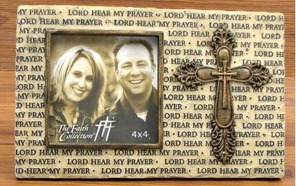 "Picture of ""Lord Hear My Prayer"" Faith Collection"
