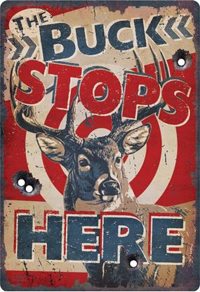 "Picture of ""The BUCK Stops Here"""