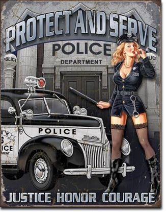 "Picture of ""PROTECT & SERVE"""