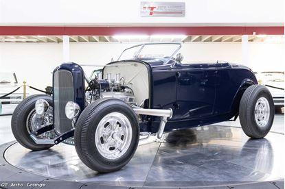 Steel 1932 Ford Model A Roadster