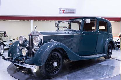 Picture of 1937 Rolls Royce 25/30 Sedanca