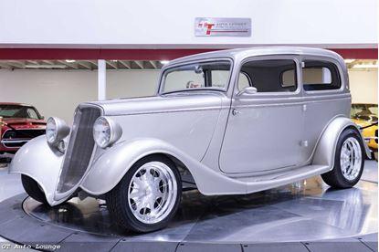 Picture of 1933 Ford Model 40 Tudor Sedan