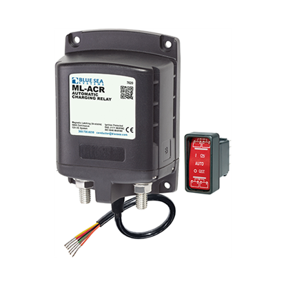Picture of 12VDC Automatic Charging Relay