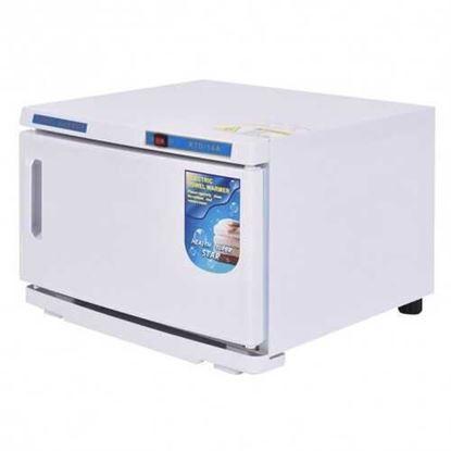 Picture of 2-in-1 Hot Towel Warmer Cabinet UV Sterilizer