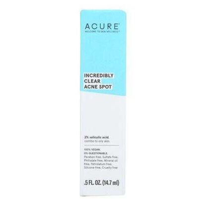Picture of Acure - Spot Treatment - Acne - .5 fl oz