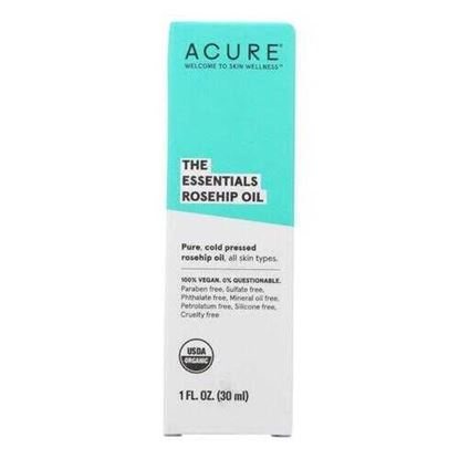 Picture of Acure - Oil - Rosehip - 1 fl oz