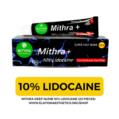 Picture of Mithra Deep Numb 10% Lidocaine (Quantity 25)