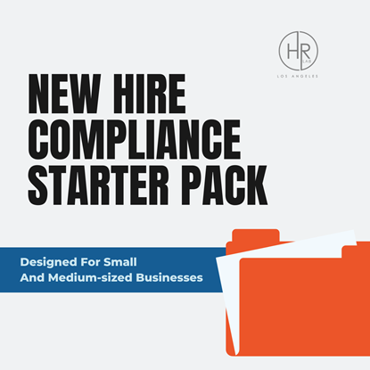 California New Hire Compliance Pack