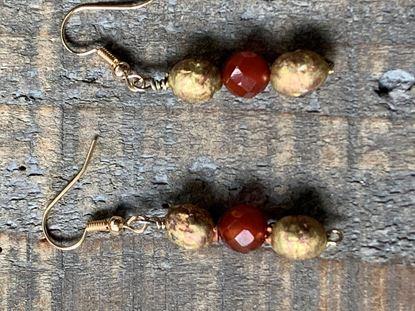 图片 Ethnic Earrings
